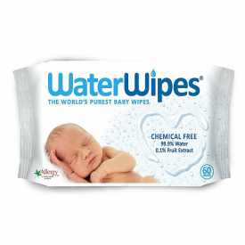 WaterWipes Sensitive Baby Wipes - 60 Pack