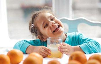 Dehydration in Babies and Children and How to Treat it
