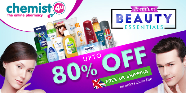 Deals and Offers Newsletter Chemist-4-U